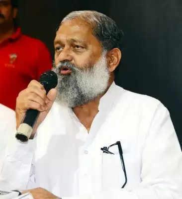 हरियाणा मंत्री:किसान आंदोलन हिंसक हो रहा है