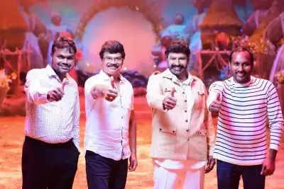 अभिनेता बालकृष्ण की तेलुगु फिल्म अखंड की शूटिंग खत्म