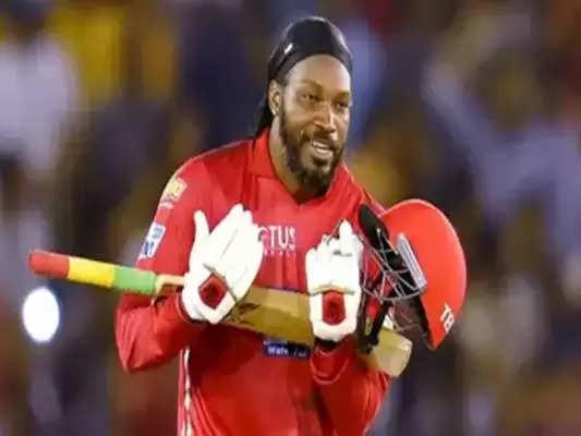 धाकड़ बल्लेबाज क्रिस गेल आईपीएल 2021 से हटे, नहीं होंगे बायो बबल का हिस्सा