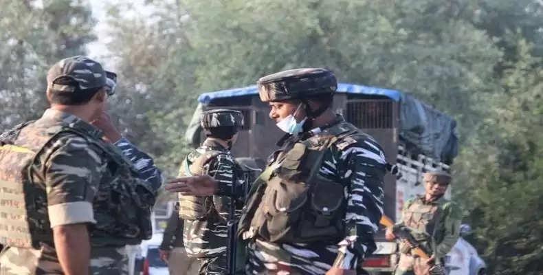 जम्मू-कश्मीर: उरी सेक्टर में LoC पर घुसपैठ की कोशिश नाकाम