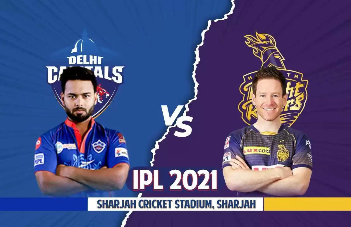 IPL 2021: DC vs KKR दोनों टीमों से खेल सकते हैं ये खिलाड़ी, जानिए प्लेइंग इलेवन की प्रीडिक्शन