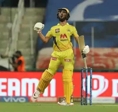 IPL2021 : रोमांचक मुकाबले में चेन्नई ने दिल्ली को हराकर फाइनल में जगह बनाई