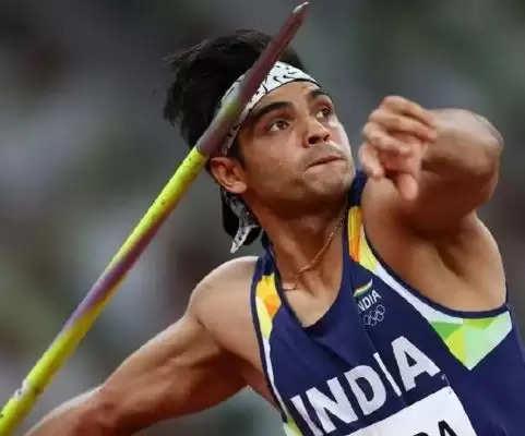ओलिंपिक स्वर्ण पदक, ई-नीलामी में नीरज चोपड़ा के भाले के लिए सबसे ऊंची बोली लगी