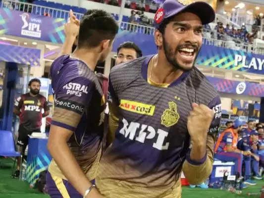 IPL 2021: वेंकटेश को शारजाह की पिच भी नहीं रोक सकी, इस नए स्टार के दम पर फाइनल तक पहुंची KKR