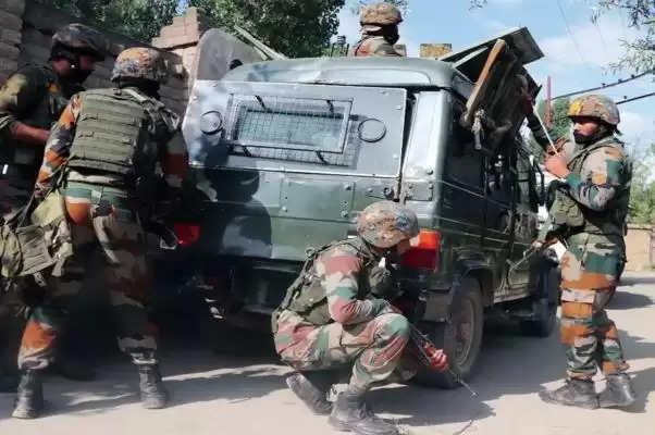जम्मू-कश्मीर: पुंछ में आतंकियों के साथ मुठभेड़ में सेना के पांच जवान शहीद