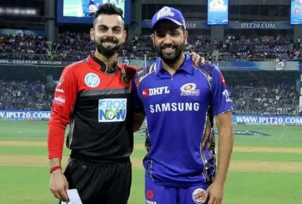 IPL 2021: RCB vs MI बैंगलोर को दूसरे ही ओवर में झटका, पडिक्कल हुए बुमराह का शिकार