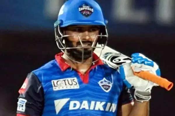 आईपीएल 2021: लगातार तीसरे साल दिल्ली का दिल टूटा, कप्तान पंत ने बताया आगे का प्लान
