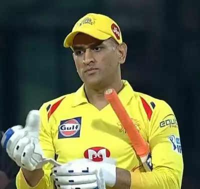 मुझे खिलाड़ी के तौर पर 2022 में पीली जर्सी पहने देख पाएंगे, यह कह नहीं सकता :महेंद्र सिंह धोनी