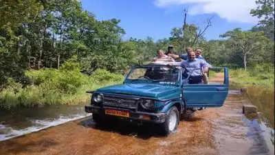 मध्य प्रदेश में पर्यटकों को लुभाने नीमघान एडवेंचर टूर की शुरुआत