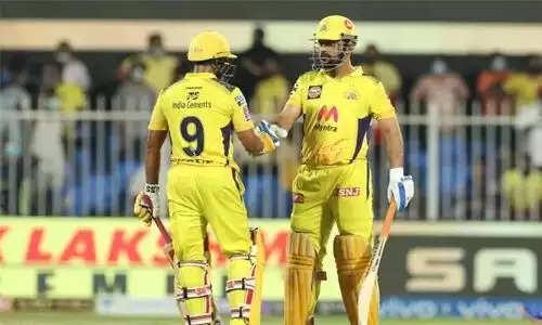 IPL 2021: प्लेऑफ में पहुंची चेन्नई सुपर किंग्स, कप्तान Dhoni ने क्या कहा जाने
