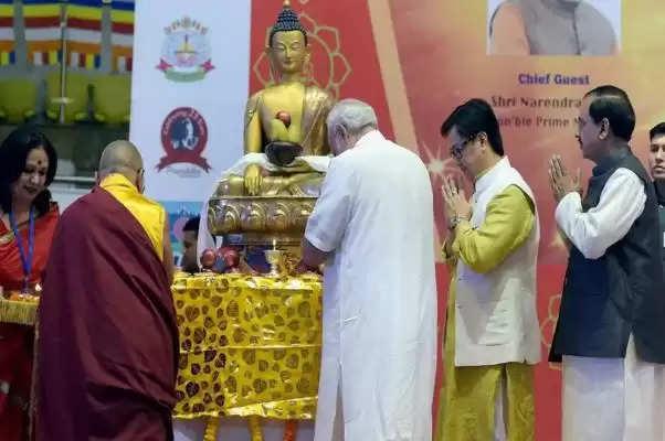 UP के कुशीनगर में हवाई अड्डे का उद्घाटन करेंगे पीएम मोदी, बौद्ध विरासत को करेंगे मजबूत